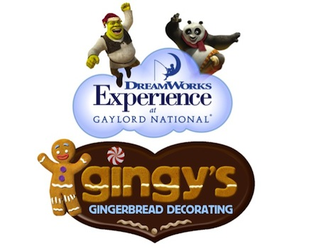 $35 for Gingy's Gingerbread Decorating AND Gingy Meet & Greet at the Gaylord National Resort ($52.99 Value)