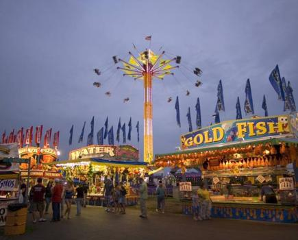 $5 Howard County Fair 2-Pack of Tickets - Children Under 10 Free (August 6th - 13th) (50% off)