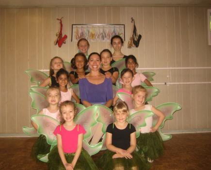 $110 for 11 Weeks of Rock Creek Dance Academy Classes - Bethesda (35% Off)