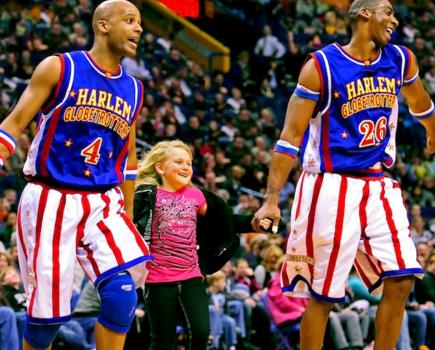 $21 and Up for Harlem Globetrotters Tickets in Fairfax (40% Off)