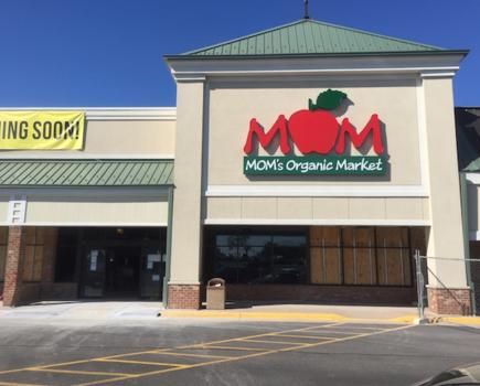 $15 off Purchase of $30+ at MOM's Organic Market in Woodbridge - Grand Opening! (50% off)
