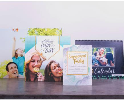 40% Off Calendars and Premium Cards at MixBook