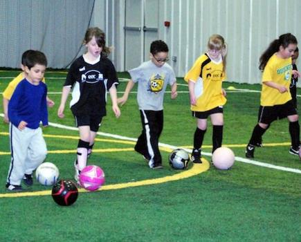 $65 for Spring or Summer Soccer Session for Ages 1 - 8yrs - Washington DC, Maryland & Virginia (up to 54% Off)