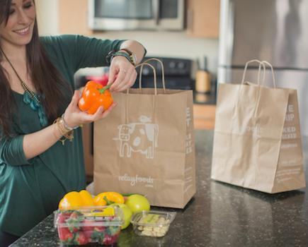 $29 for $50 Worth of Groceries from Relay Foods (43% Off)