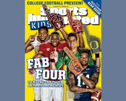 $30 for Sports Illustrated Kids TWO Year Subscription ($95.76 Value - 69% Off)