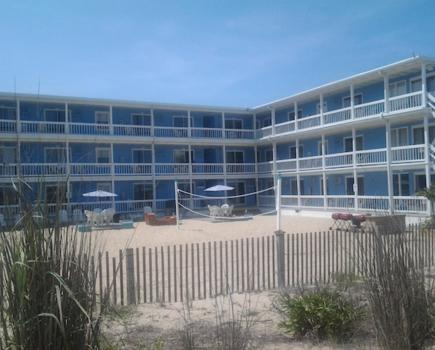 $308+ for 2 Nights at Windjammer Condominiums - Ocean City Suites Right on the Beach (40% Off)