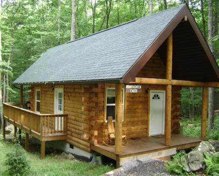 $199 for Two Night Stay with Mountain Creek Cabins in West Virginia (up to 56% off)