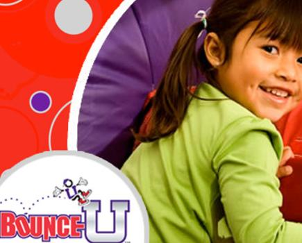 $179 for Bounce-U Weekday Birthday Party - Includes Pizza! - Rockville or Clarksburg (38% Off!)