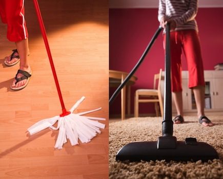 $100 for Home Cleaning Services from Brite Maid Services - 3 Bedrooms and 2 Baths + Options for Larger Homes! (50% off)