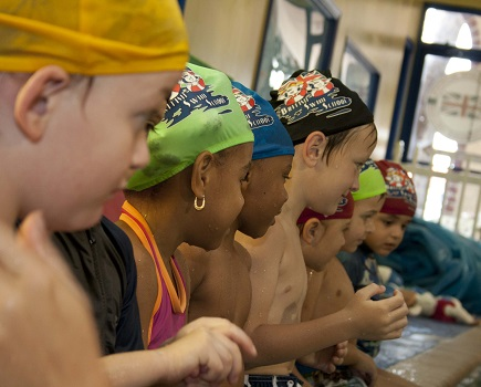$88-$138 for TWO MONTHS of Group Swimming Lessons - Includes Registration Fee! - with British Swim School in Woodbridge (Up to 59% Off)