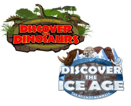$5 Off Ticket to Discover the Dinosaurs & Discover the Ice Age - 2 Events, 1 Location! Washington Convention Center Next Weekend!