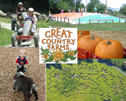 $6 for Great Country Farms Weekday Admission (Up to 50% Off!)