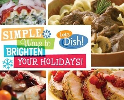 $82 for a Let's Dish! 4-Meal Session + Bonus $30 Gift Card OR $138 for an 8-Meal Session + Bonus $30 Gift Card Multiple Locations (41% Off)