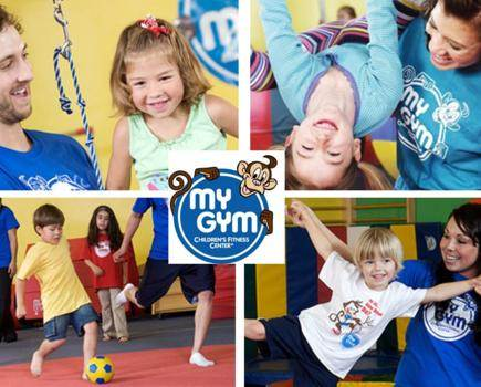 $20 for MY GYM Afternoon Camp - Annapolis, Columbia, Crofton, Timonium, Kentlands, Chantilly, Sterling, Bethesda or Potomac (50% Off!)