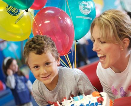 $199 for Super FUN Birthday Party at My Gym Chantilly (34% off - $299 value)