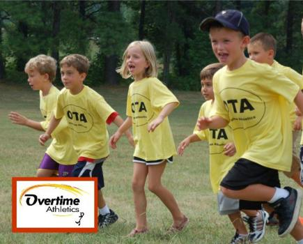 $150 for FULL-DAY Overtime Athletics Camp - Annandale or Woodbridge + HALF-DAY OPTION !! ($75 Off!)