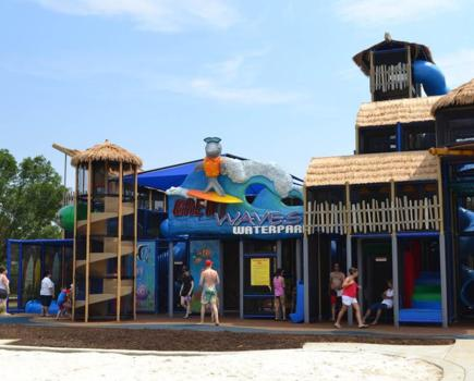 $20 for Family Pack for Mini Golf, Batting Cages and Paradise Play at Cameron Run Regional Park in Alexandria (42% Off)