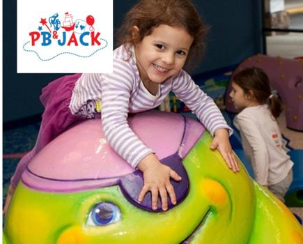 $60 for $100 Worth of Kids & Adult Classes at the NEW PB & Jack in Fairfax (40% off)