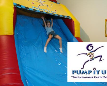 $30 for Pump It Up Winter Camp – Gaithersburg or Leesburg (40% Off!)