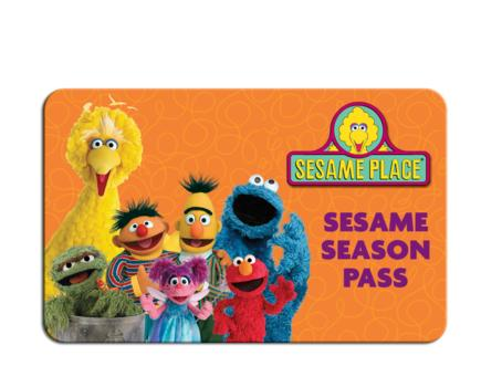 Season Passes to Sesame Place from $71 (25% off)