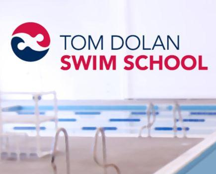 $49 for Month of Tom Dolan Swim School Group Lessons in Dulles (63% off - $131 value)