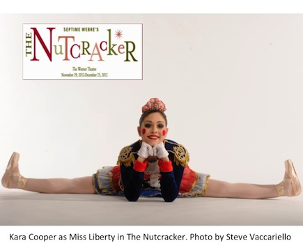 $26 and Up for Tickets to The Nutcracker at The Warner Theatre SELECT TIMES AND DATES (25% Off)