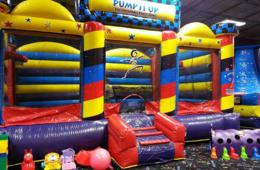Pump It Up FREDERICK Party