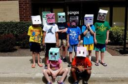 $105+ for Coder Kids Club Minecraft Camp for Ages 5-12 in Crofton (Up to 25% Off)