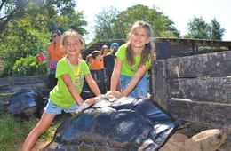 Leesburg Animal Park Kid's VIP Pass - Includes Admission, Pony Ride & Souvenir Feed Cup