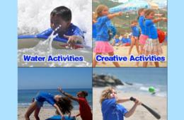 Fitness By The Sea Summer Beach Camp