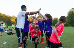 Player Progression Academy Half-Day Tots Multi-Sport Camp for Ages 2-4