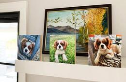Up to 53% Off Handmade Wood Photo Blocks - Great Holiday Gift!