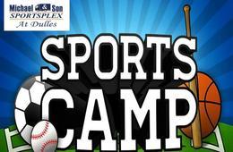 Michael & Son Dulles Sportsplex Multi-Sport Camps