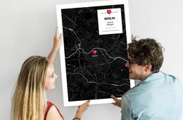 Personalized Keepsake Books or Maps for Your Loved Ones