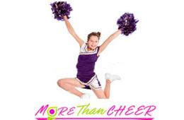 More Than Cheer Cheer Camp