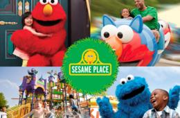 Save $25 on Single-Day Admission to Sesame Place®