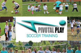 Pivotal Play Lil' Soccer Stars Camp