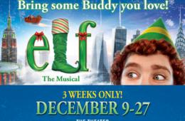 $29+ for ELF The Musical at The Theater at Madison Square Garden - NY from Dec.9-27 (Up to 35% Off)