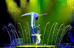 $10+ for NEW! Cirque Italia WATER CIRCUS - Gaithersburg (Up to 46% Off!)