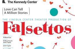 Up to 20% Off Falsettos at The Kennedy Center