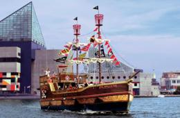 Urban Pirates Family Adventure Cruise - Baltimore Harbor