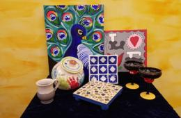 $10 for $20 Worth of Pottery, Canvas Painting, Glass or Mosaic Fun at Amazing Art Studio in Gaithersburg (50% Off)