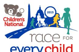 $25 for Race for Every Child 5K Run/Walk on October 3, 2015 - Washington DC (45% Off - $45 Value)