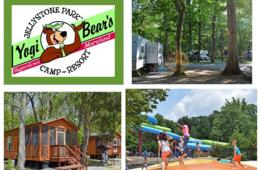 $88 for 2-Night CABIN or 3-Night CAMPSITE Getaway at HAGERSTOWN, MD Yogi Bear's Jellystone Park (50% Off!)