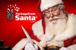 Up to 52% OFF Every Personalized Package From Santa®