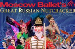 The Moscow Ballet's Great Russian Nutcracker