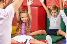 360iGym Gymnastics, Trampoline & Tumbling Classes
