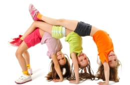 $165 for Parkour, Gymnastics & Cheerleading Camps - Rockville (27% Off)