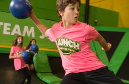 One 60-Minute Open Jump Pass + Socks at Launch Columbia Trampoline Park