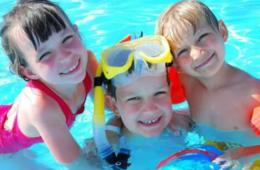 Four Seasons Sports Complex Swim + Mini-Golf Birthday Party